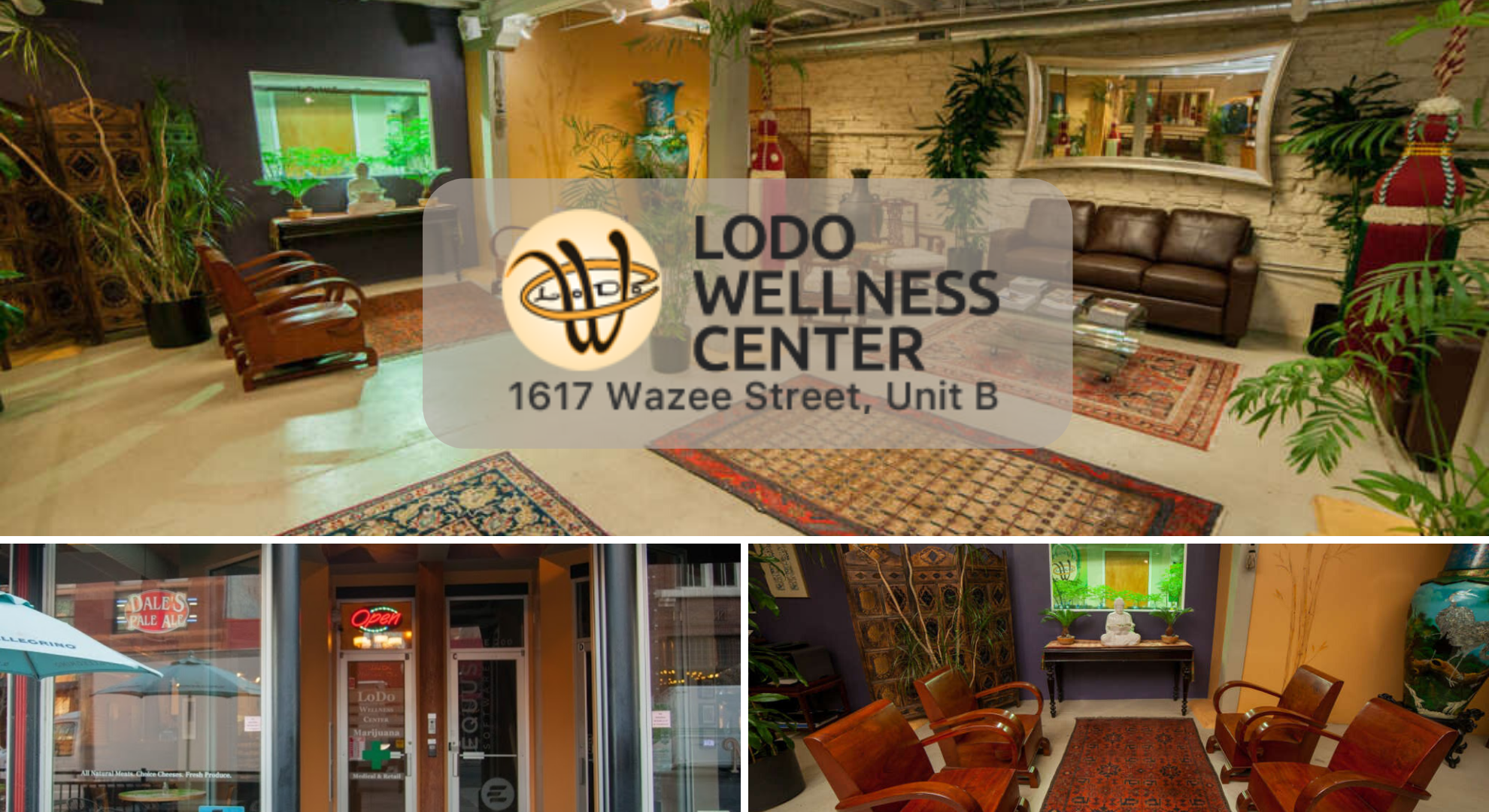 LoDo Wellness Dispensary - LucidMood's Budtender of the Month Amber Sullivan